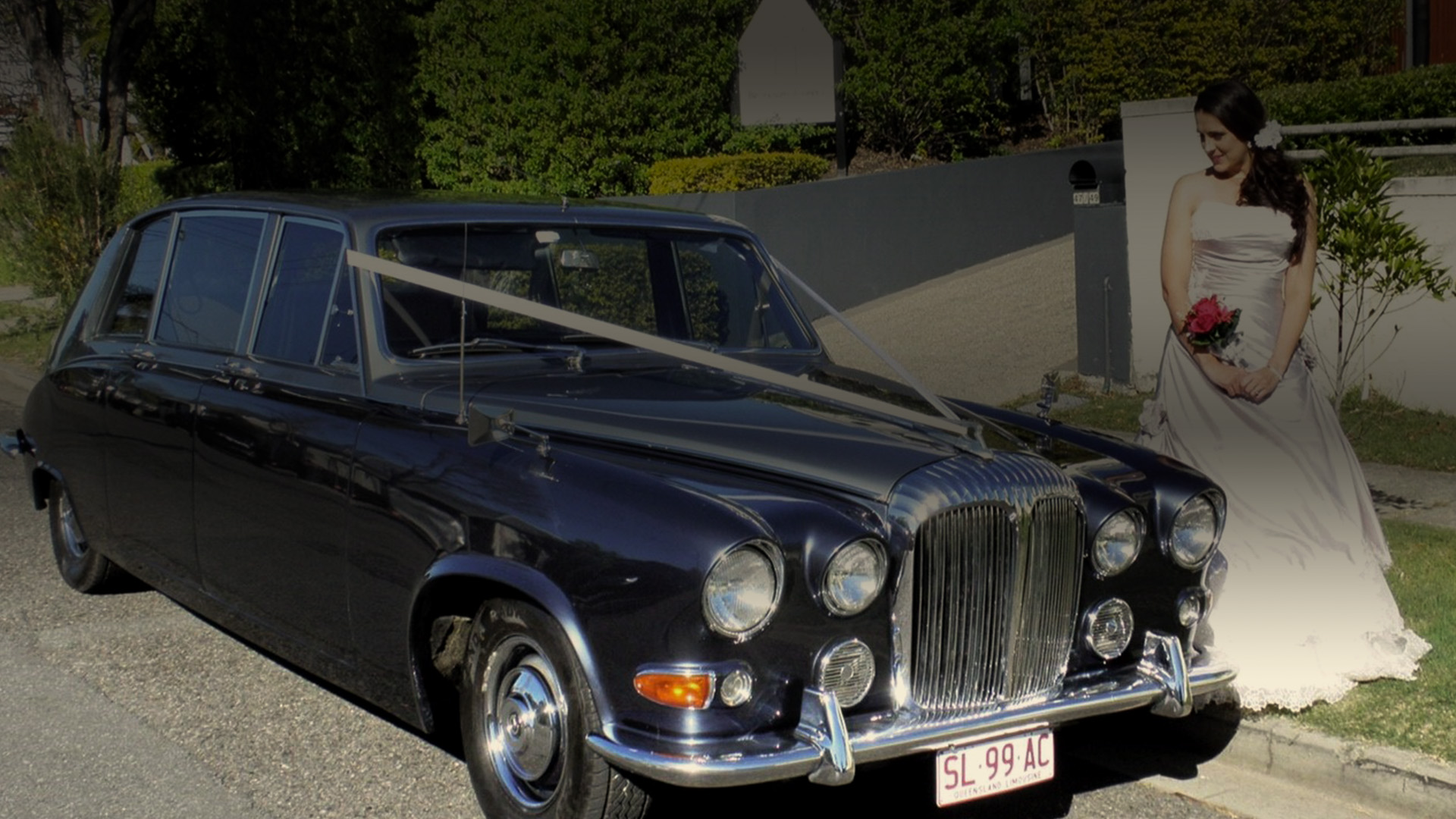 Classic Daimler DS420