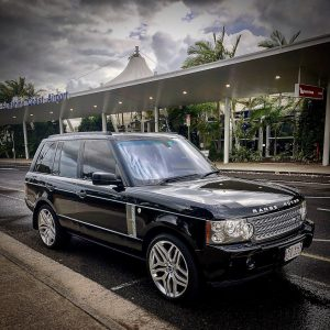 Range Rover Transfers to Noosa photo Range Rover